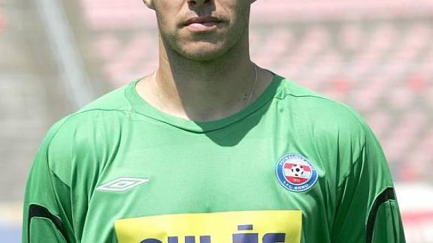 Tomáš Bureš - 1. FC Brno.