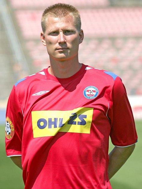 Petr Čoupek - 1. FC Brno.