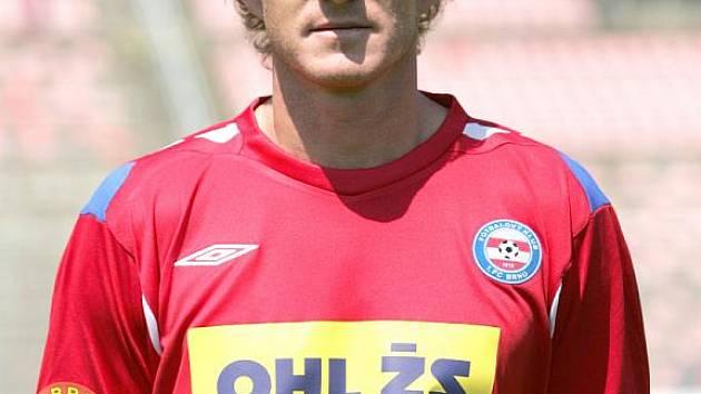 Richard Dostálek - 1. FC Brno.