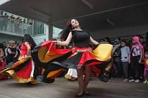 Literatura, klavír i romské tance. Ghettofest přilákal stovky Brňanů.