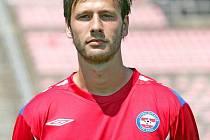 Fotbalista Martin Jílek.
