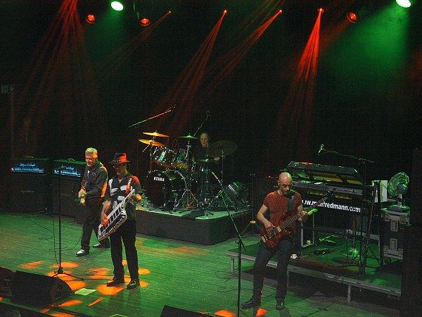 Manfred Mann´sEarth Band.