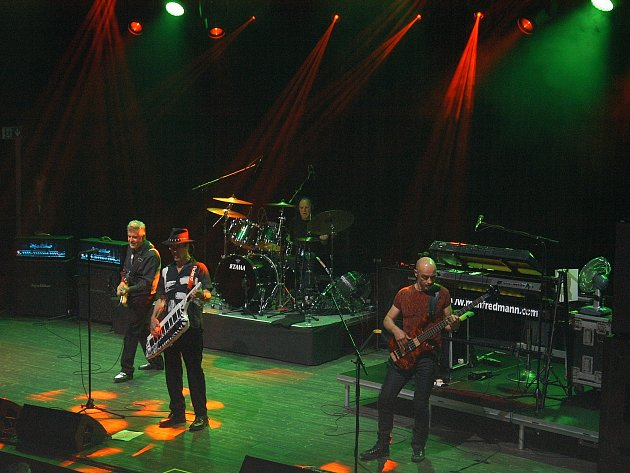 Manfred Mann´s Earth Band.
