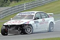 Mistrovství světa cestovních vozů dominovaly vozy BMW.