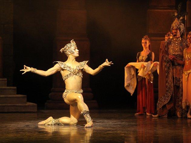 Bajadéra se vrací na jeviště Janáčkova divadla. V obnovené premiéře