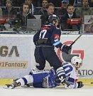 Hokejisté brněnské Komety ovládli finálovou sérii s Libercem.