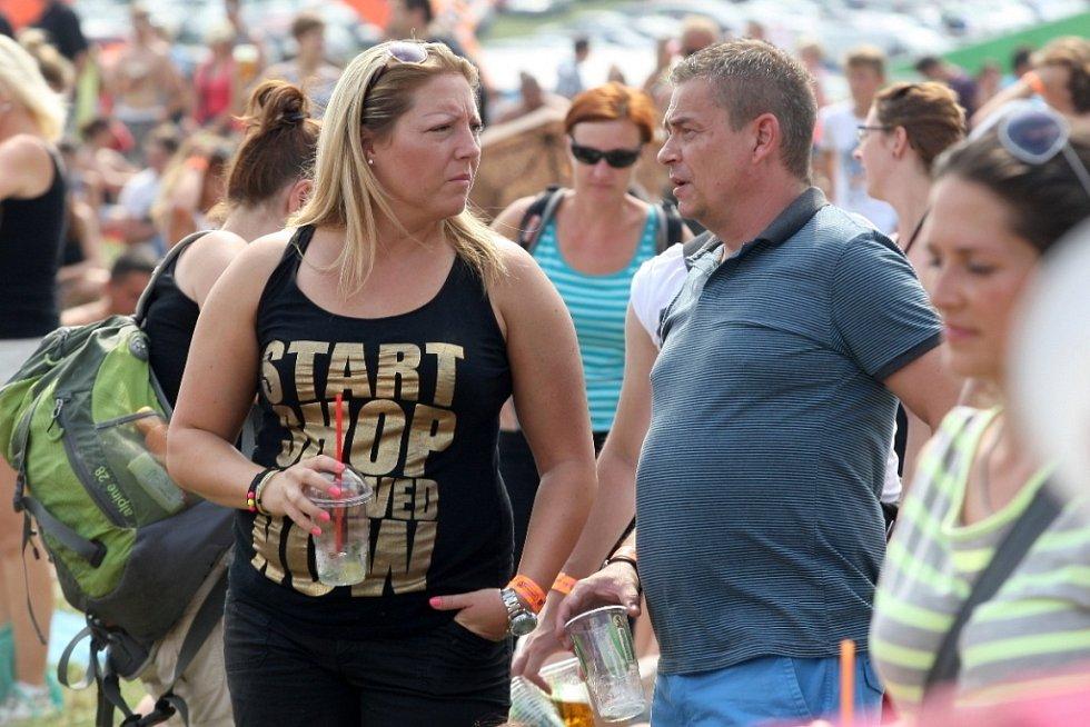 Festival Moravské hrady.cz na brněnském Veveří.