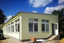 Ve Vranovicích přistavěli novou třídu mateřské školy