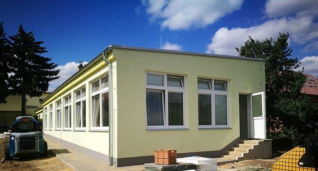Vranovičtí navýší kapacitu školky o jednu třídu