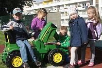 Mateřská škola Rybníček se dočkala generálních oprav.
