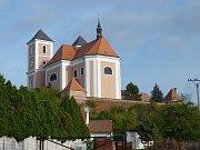 2. místo v kategorii velké stavby: Kostel Nanebevzetí Panny Marie v Pozořicích.