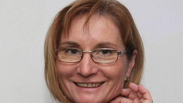 Jana Drápalová.