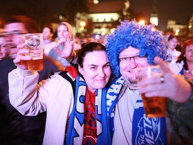 Fanoušci Komety na brněnském Moravské náměstí se ve finále opět nedočkali vítězství.