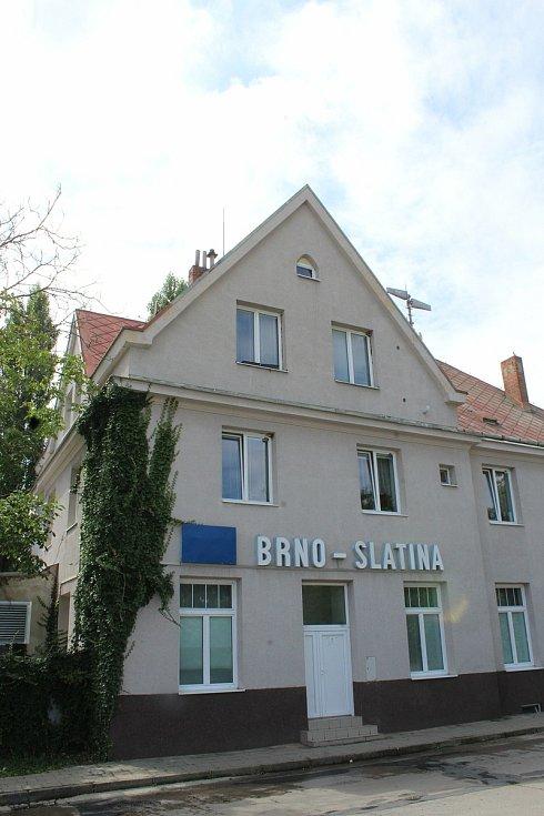 Nádraží v brněnské Slatině čeká rekonstrukce.