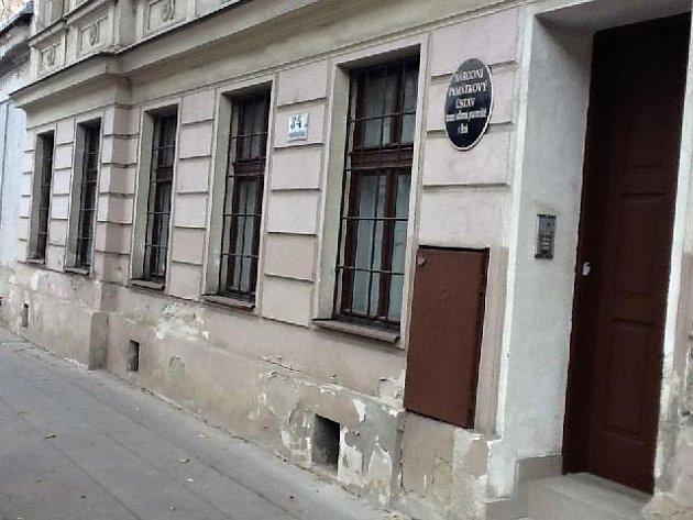 Národní památkový ústav v Brně.