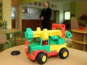 Pětadvacet nových předškoláků přivítá od února nové oddělení mateřské školy v Loosově ulici v brněnské městské části Brno-sever.