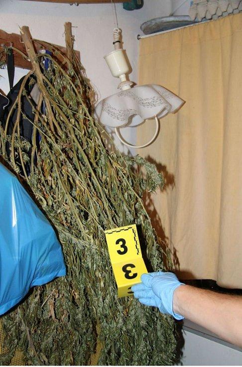 Obchodoval s víc než osmdesáti kilogramy marihuany, extází a kokainem. Policisté na začátku listopadu zadrželi dvaatřicetiletého muže z Břeclavska, který prodával drogy i v Rakousku.