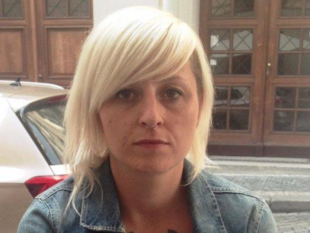 Koordinátorka poradenských a vzdělávacích aktivit z Alternativy 50+ Světlana Sokačová.