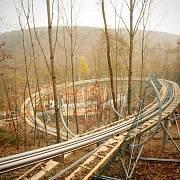 Bobová dráha v Mariánském údolí. Ilustrační foto.