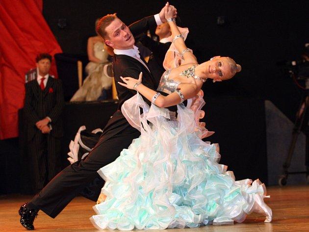 Na Brno Open dorazily špičkové taneční páry z celého světa