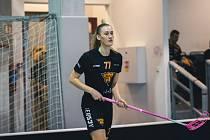 Florbalistka Anna Bachratá z Bulldogs Brno se rozhodla spojit cestování s florbalem a zahraje si švýcarskou ligu.