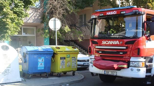 Špatné parkování zdržuje záchranu životů.