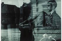 """Funkeho cyklus Sklo a odraz výstava představuje jako vůbec první souvislou """"zprávu"""" o nadrealitě obsažené v realitě."""