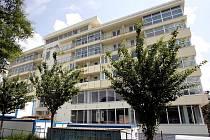 Všech dvaačtyřicet bytů v rezidenčním komplexu Nové Semilasso už má majitele. Ze střechy domu je hezký výhled na Brno, obyvatelé tam navíc mohou využívat bazén a saunu.