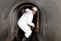 Rekonstrukce kanalizace byla dokončena ve čtvrtek