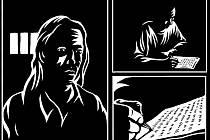 Kreslíř Jaromír 99 spolupracoval s vězněm jménem René, kterého proslavil stejnojmenný dokument Heleny Třeštíkové. René psal texty, Jaromír 99 vytvářel černobílé komiksy zachycující jeden den na samotce.