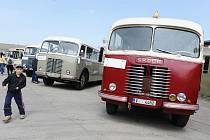 Sobota nabídla milovníkům techniky hned dvě akce. Výstavu aut Motortechna na výstavišti a den otevřených dveří Technického muzea.