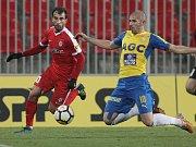 Fotbalová Zbrojovka porazila Mladou Boleslav 1:0.