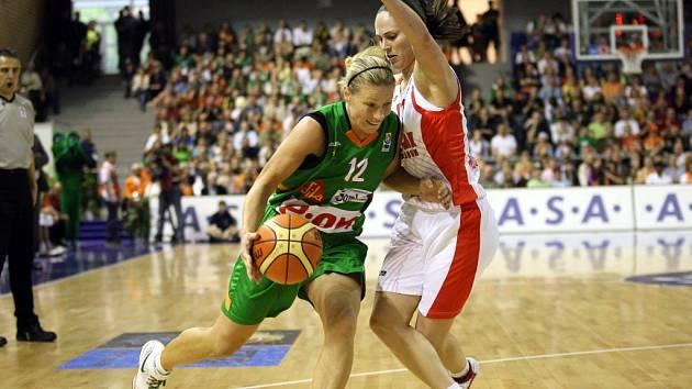 Final Four - 4. zápas - Žírková Brno.