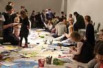 Festival se konal od pátku do neděle k rozloučení s uměleckopůmyslovým muzeem před jeho plánovanou rekonstrukcí.
