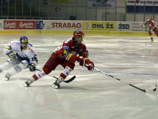 Hokej Kometa - Třinec