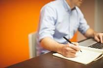 Právní konzultace online. Ilustrační foto.