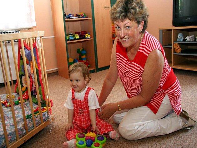Nové kojenecké centrum Chovánek již má své základy