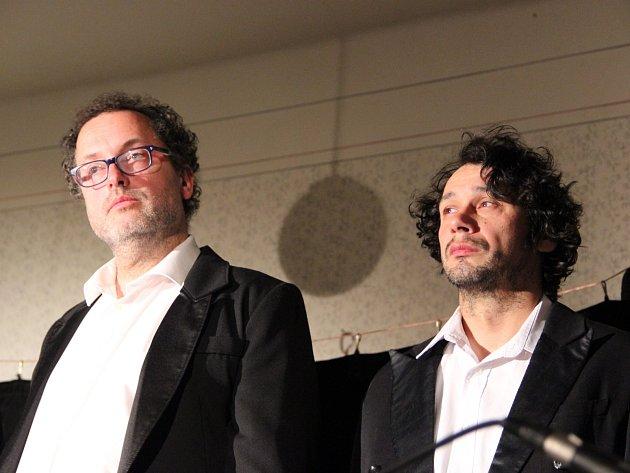 V repríze legendárního Komediografu se představí i herci Josef Polášek a Pavel Liška.