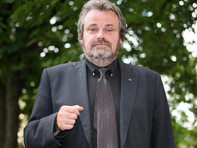 Ředitel Správy Brno ředitelství silnic a dálnic Pavel Kremitovský.