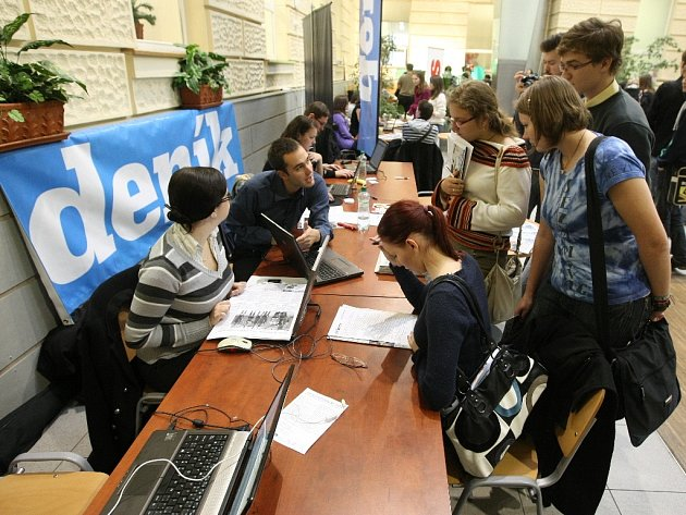 Multimediální den na Fakultě sociálních studií Masarykovy univerzity 2012.