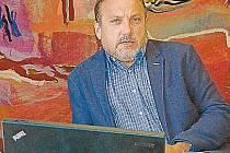 Josef Levek, starosta Milotic