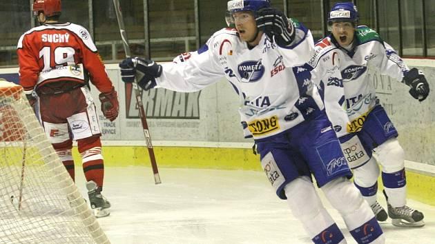 Pavel Vostřák – kapitán a tahoun hokejistů Komety
