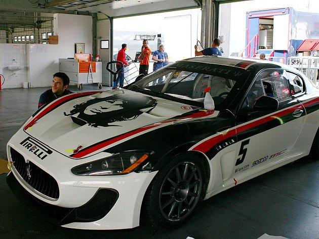 Šampionát mistrovství světa cestovních vozů se nejspíš vrátí na brněnský Masarykův okruh.