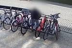 Policisté dopadli zloděje kol