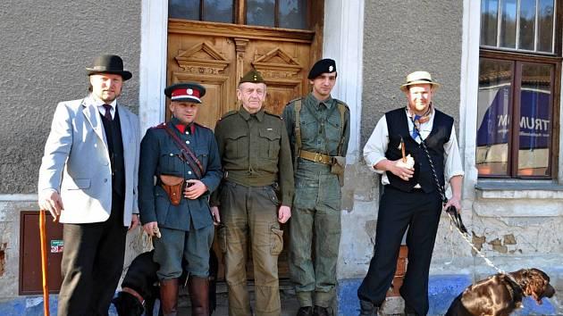 Jako v době první republiky se budou cítit lidé, kteří navštíví četnickou stanici v Kuřimi na Brněnsku.