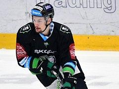 Hokejový útočník Petr Holík.