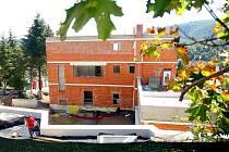 V brněnských Pisárkách se rýsuje budova funkcionalistické Münzovy vily architekta Ernsta Wiesnera.