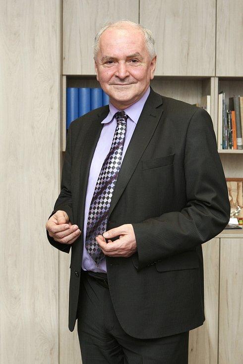 První hejtman Jihomoravského kraje Stanislav Juránek.