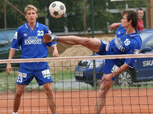 Petr Bubniak (vlevo) pravděpodobně na Světovém poháru nenastoupí.