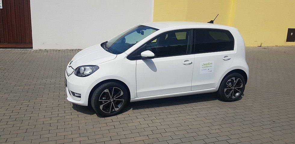 Mikulovská radnice má k dispozici auto s elektrickým pohonem.